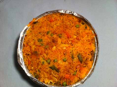 Sher E Punjab Edison Vegetable Biryani - © SearchIndia.com