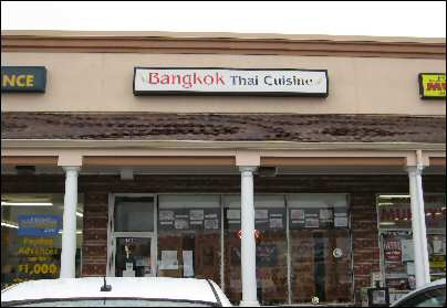Bangkok Thai Cuisine  Dover Review