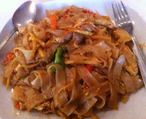 Bangkok Thai Good Drunken Noodles