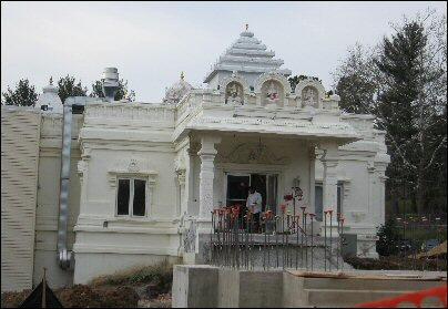 Delaware Hindu Temple Canteen