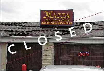 Mazza Indian Food Wilmington De