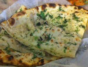 Star of India Garlic Naan