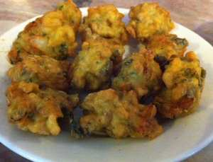 Star of India Veg Pakoras