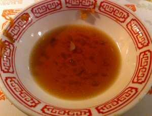 Szechuan Restaurant Dumpling Sauce