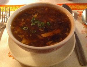 Szechuan Restaurant Soup