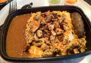 Zaikka Chicken with Seekh Kebab