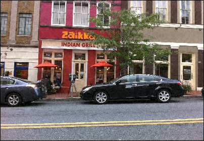 Zaikka Indian Grill Wilmington