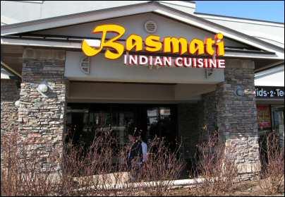 basmati annapolis indian restaurant