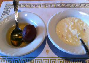 Flavors of India Gulab Jamun, Rice Kheer