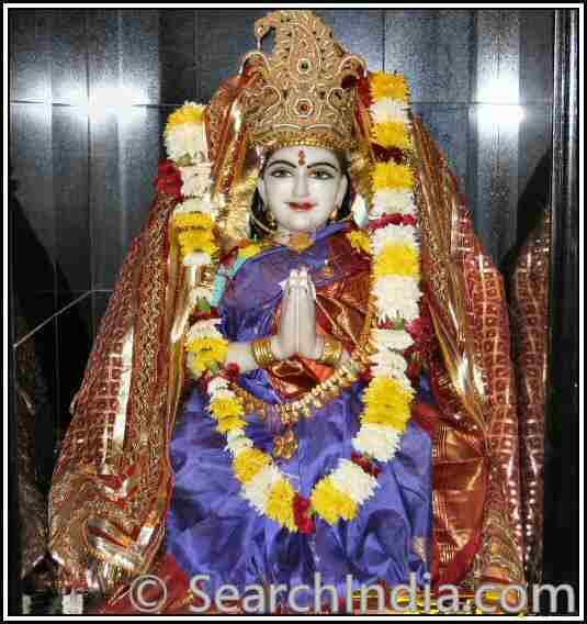 Parvati Columbus Hindu Temple