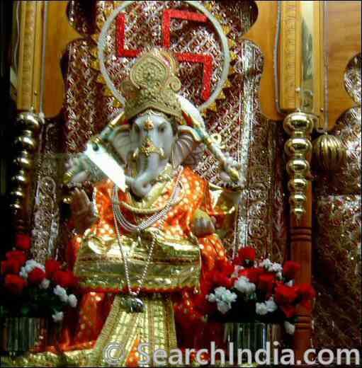 Ganesh @ Shiv Shakti Temple Flushing, NY