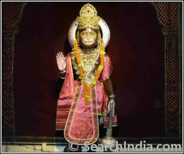 Hanuman Hanuman Mandir Hempstead, NY