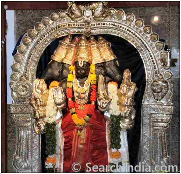 Hanuman, Siddhi Vinayaka Temple Sacramento
