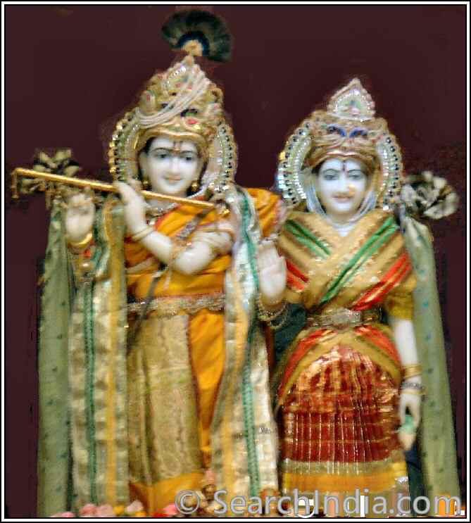 Radha Krishna, Rama Temple Lemont IL