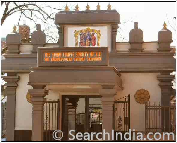Raghavendra Swamy Temple, Flushing NY
