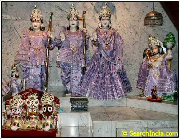 Ram Parivar, Samarpan Hindu Temple, Philadelphia