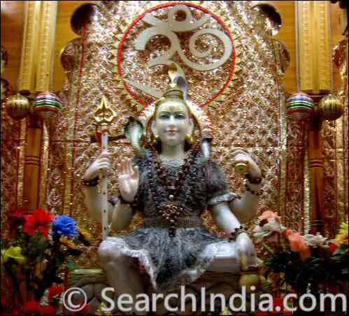Shiva, Shiv Shakti Peeth Flushing, NY