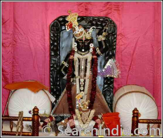 Shrinathji, Vaishnav Temple, NY