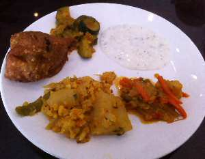 mehfil veg curries