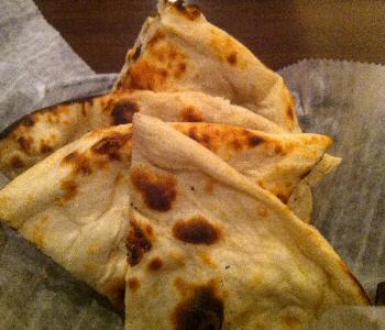 Tawa Tandoor Naan Bread