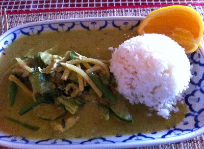 Bangkok City Thai Chicken Curry