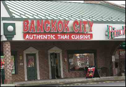 Bangkok City Thai Restaurant