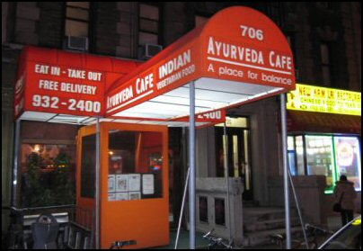 ayurveda cafe nyc