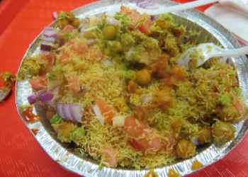 bombay fast food samosa chaat