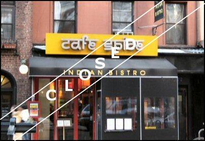 Cafe Spice, NYC