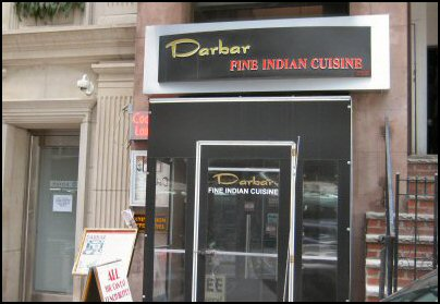 darbar nyc indian restaurant