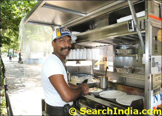 NY Dosas © NYIndia.us