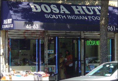 dosa hutt flushing