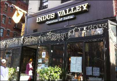 Indus Valley on Broadway