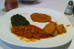 indus valley vegetable entrees