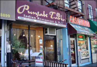 punjabi tadka nyc