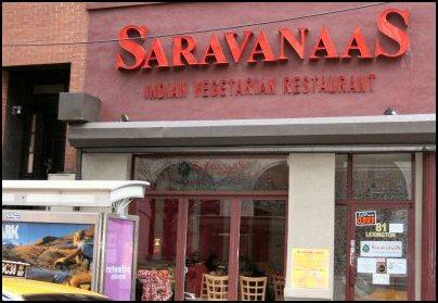 saravanaa bhavan NYC