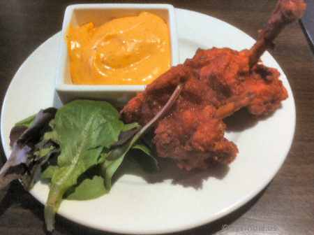 spice symphony lollipop chicken © nyindia.us