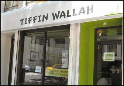 tiffin wallah lexinton ave