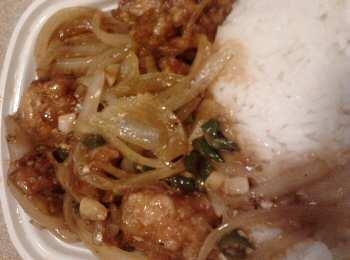 calcutta chinese edison chilli chicken