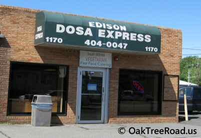 Dosa Express Green St
