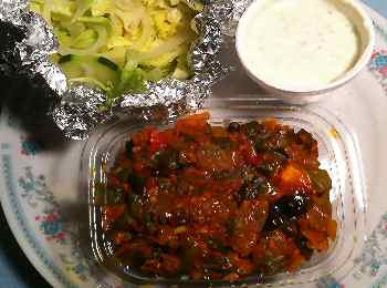 shalimar food land bhindi masala