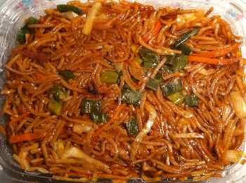 shalimar food land chilli garlic noodles