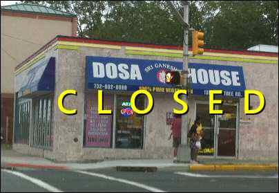 Ganesh Dosa House Iselin Indian Restaurant