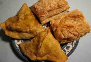 Hot Breads Horrid Samosa & Vege Puffs