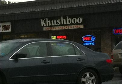 Khushboo Oak Tree Road Edison Indian Restaurant