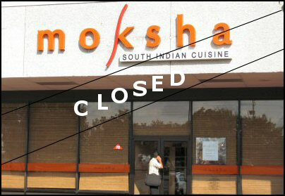 moksha edison indian restaurant oak tree road