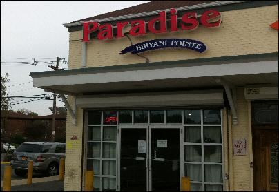 Paradise Biryani Pointe Sues Paradise Indian Grill