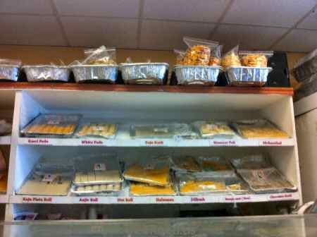 Rajbhog Foods Iselin Sweets Counter