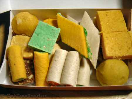 Rajbhog Assorted Sweets