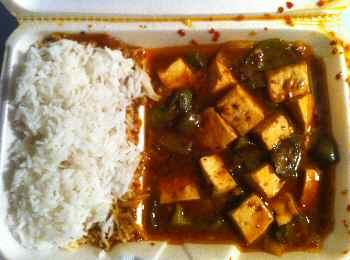 shalimar food land chilli paneer